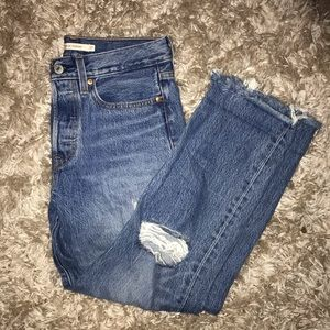 levi's uncovered truth jeans